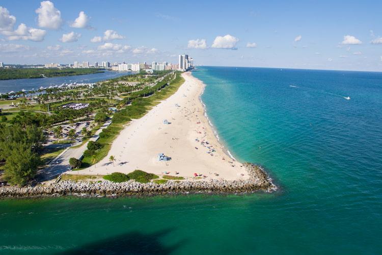 Haulover Park, Miami