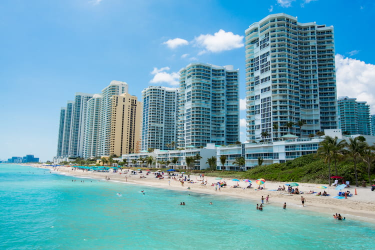 Sunny Isles Beach Miami, Florida