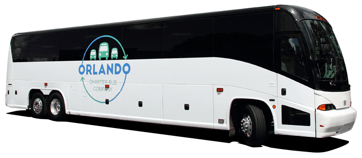 Orlando charter bus